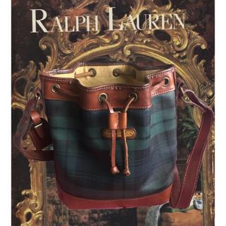 ポロラルフローレン(POLO RALPH LAUREN)のPOLO ralph lauren ポロ・ラルフローレン ショルダーバッグ(ショルダーバッグ)