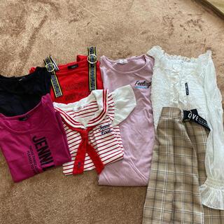 ジェニィ(JENNI)のジェニーラブ140  150(Tシャツ/カットソー)