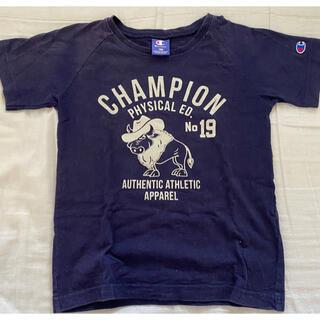 チャンピオン(Champion)のchampion 半袖 子ども(Tシャツ/カットソー)