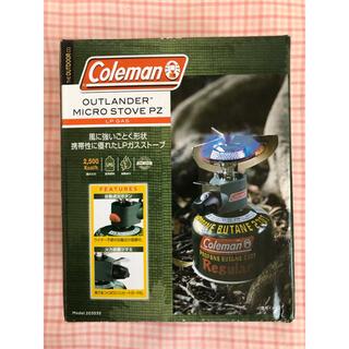 コールマン(Coleman)の新品未開封!コールマン アウトランダー マイクロ ストーブ PZ!(ストーブ/コンロ)