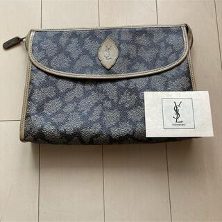 Yves Saint Laurent Beaute - 【美品】レディース イヴサンローランヴィンテージクラッチバッグ