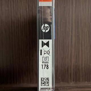 ヒューレットパッカード(HP)のHP178 フォトブラック(PC周辺機器)