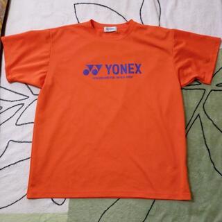 ヨネックスのTシャツL(ウェア)