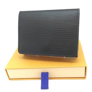 ルイヴィトン(LOUIS VUITTON)のLOUIS VUITTON カードケース M62292(名刺入れ/定期入れ)