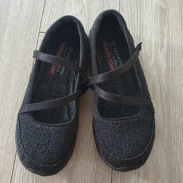 SKECHERS(スケッチャーズ)のスケッチャーズ ストラップシューズ レディースの靴/シューズ(スリッポン/モカシン)の商品写真