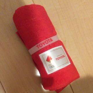 東京オリンピック TOYOTAタオル
