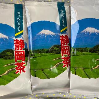 新品未使用!送料無料!静岡茶 100g×3袋 緑茶 茶葉 300g 萩野商店(茶)