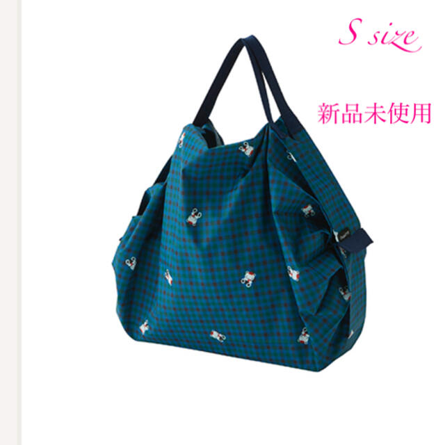 familiar(ファミリア)の【新品】familiar  シュパット エコバッグ(S) レディースのバッグ(エコバッグ)の商品写真