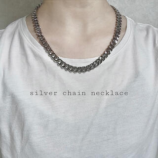 トーガ(TOGA)の再入荷 silver chain necklace(ネックレス)
