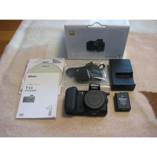 Nikon - ★美品★ ニコン NIKON 1 V2 ボディ