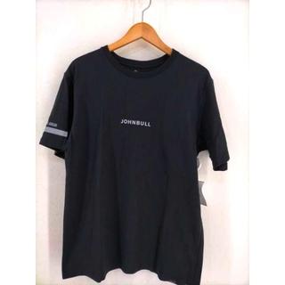 ジョンブル(JOHNBULL)のJohnbull(ジョンブル) ロゴプリントクルーネックTシャツ メンズ(Tシャツ/カットソー(半袖/袖なし))