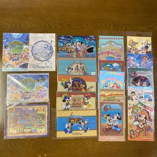 Disney - 新品 ディズニーシー 周年記念ポストカード 20枚セット TDS 貴重