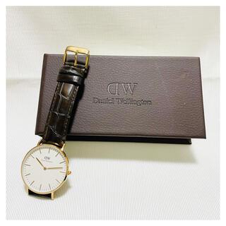 Daniel Wellington - ダニエルウェリントン 腕時計 メンズ