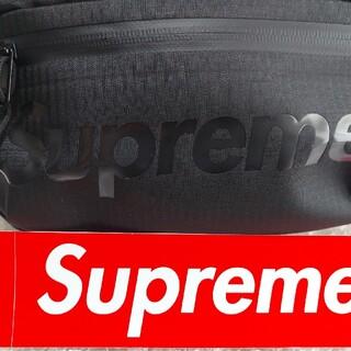 シュプリーム(Supreme)の送料 無料 Supreme Waist Bag 21SS Black 新品(ウエストポーチ)