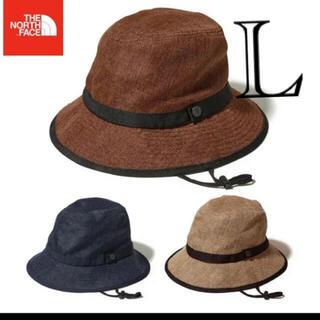 ザノースフェイス(THE NORTH FACE)のノースフェイス ハイクハット 帽子 ブラウン 新品 (ハット)