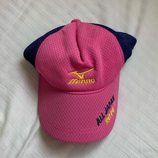 ミズノ(MIZUNO)の【mizuno】テニス キャップ(ウェア)