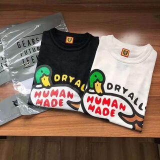 ヒューマンウーマン(HUMAN WOMAN)のHuman Made 人気クマ tシャツ(Tシャツ/カットソー(半袖/袖なし))