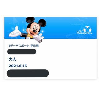 Disney - ディズニーチケット グッズ購入用