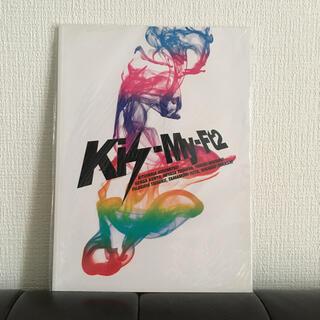 キスマイフットツー(Kis-My-Ft2)のKis-My-Ft2 ミントツアー パンフレット(アイドルグッズ)