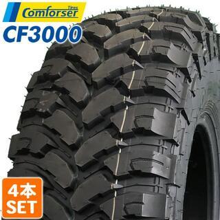 COMFORSER 235/85R16LT 10PR MTタイヤ 4本(タイヤ)
