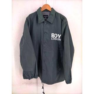 ボーイロンドン(Boy London)のBOY LONDON(ボーイロンドン) ロゴプリントコーチジャケット メンズ(ナイロンジャケット)