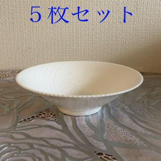NIKKO - NIKKO ニッコーファインボーンチャイナ 小鉢5枚セット 未使用 流線が美しい