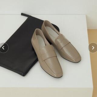 アダムエロぺ(Adam et Rope')のAdam et Ropeレインローファー(新品未使用/ライトグレー)(レインブーツ/長靴)