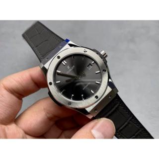 ウブロ(HUBLOT)のウブロ クラシック フュージョン ブラック チタニウム 腕時計(その他)