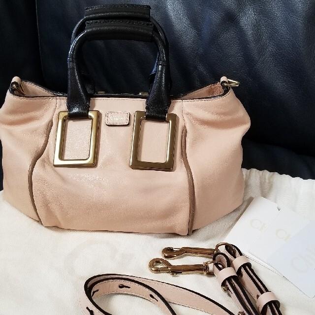 Chloe(クロエ)の【未使用希少!!】クロエ エテル 2wayショルダーバッグ レディースのバッグ(ショルダーバッグ)の商品写真