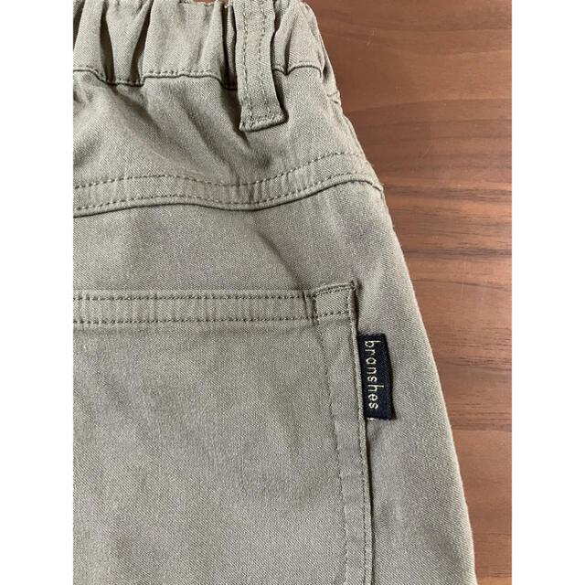 Branshes(ブランシェス)のブランシェス ハーフパンツ 130 キッズ/ベビー/マタニティのキッズ服男の子用(90cm~)(パンツ/スパッツ)の商品写真