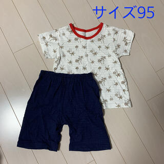 キッズ 半袖パジャマ 95(パジャマ)