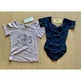 CHACOTT - チャコット レオタード+Tシャツ 14,700円相当商品