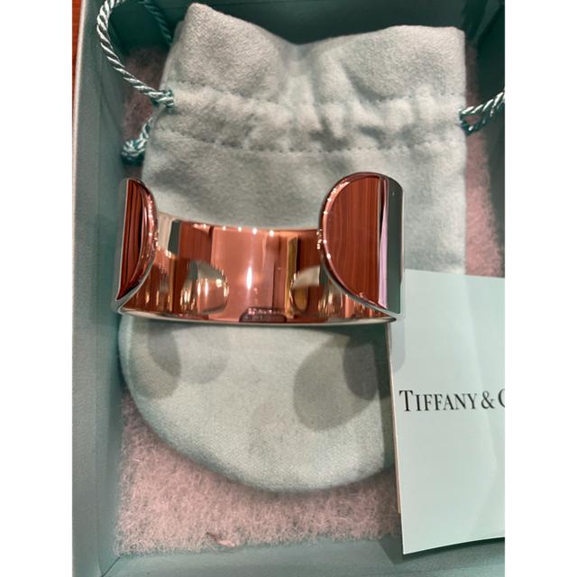 Tiffany & Co.(ティファニー)のリターン トゥ ティファニー ワイド カフ レディースのアクセサリー(ブレスレット/バングル)の商品写真