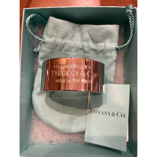 Tiffany & Co. - リターン トゥ ティファニー ワイド カフ