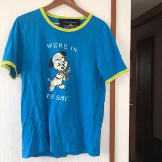 マークジェイコブス(MARC JACOBS)のMagda archer とのコラボTシャツ(Tシャツ/カットソー(半袖/袖なし))