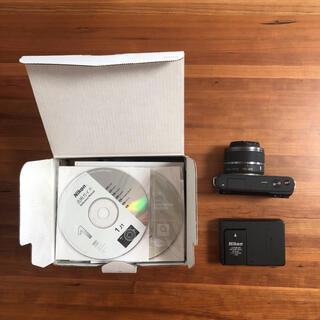 ニコン(Nikon)のnikon 1 J1(ミラーレス一眼)