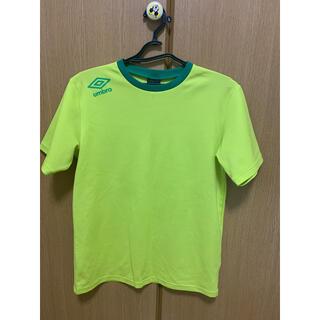 アンブロ(UMBRO)のスポーツ服 半袖(ウェア)