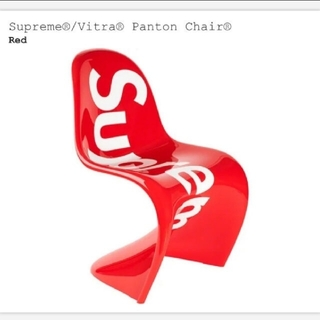 シュプリーム(Supreme)のSupreme®/Vitra® Panton Chair® パントン チェアー(ダイニングチェア)