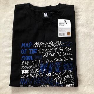 防弾少年団(BTS) - BTS TOUR グッズ Tシャツ Mサイズ