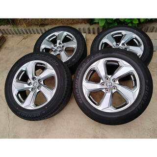 トヨタ(トヨタ)のTOYOTA RAV4 G タイヤ ホイール(タイヤ・ホイールセット)