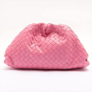 Bottega Veneta - ボッテガヴェネタ ザ ポーチ レザー  ピンク レディース クラッチバッグ