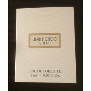 ジミーチュウ(JIMMY CHOO)のジミー チュウ ロー オードトワレ 2ml(香水(女性用))