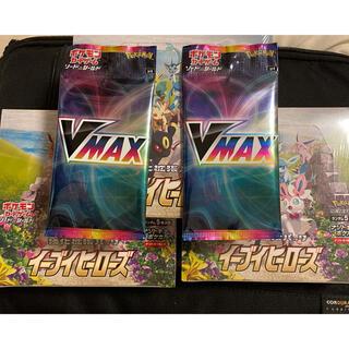 ポケモン(ポケモン)のイーブイヒーローズ強化拡張パック 3Box VMAXパック セット(Box/デッキ/パック)
