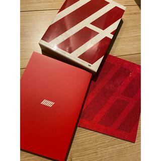 アイコン(iKON)のWELCOME BACK 2CD+2DVD+PHOTO BOOK 初回生産限定盤(K-POP/アジア)