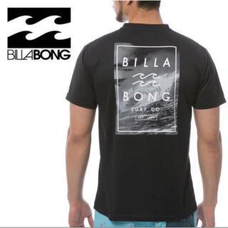 ビラボン(billabong)のLサイズ ビラボン 水陸両用 ハイブリッド サーフ Tシャツ ラッシュガード(水着)