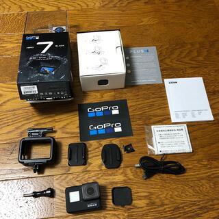 ゴープロ(GoPro)のGo Pro HERO7 BLACK+Go Pro KARMA GLIP set(ビデオカメラ)