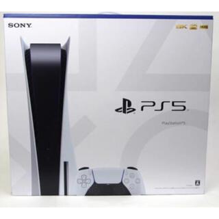 PlayStation - PS5本体 通常版ディスクドライブ搭載版