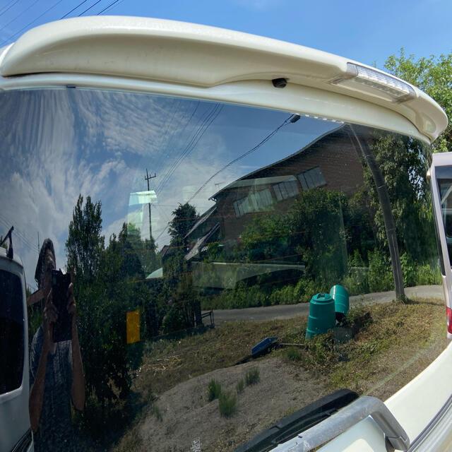 ダイハツ(ダイハツ)のダイハツ タント カスタムXリミテッド人気の白 値下げ 自動車/バイクの自動車(車体)の商品写真