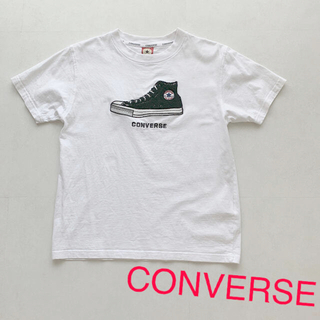 CONVERSE - ☆ CONVERSE ホワイト Tシャツ ☆