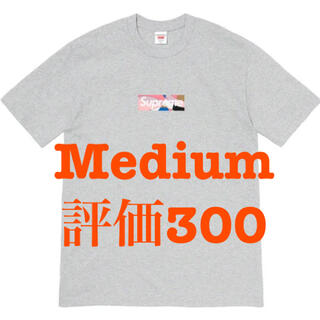 シュプリーム(Supreme)のM Supreme®/Emilio Pucci® Box Logo Tee(Tシャツ/カットソー(半袖/袖なし))